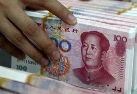 Çin banklarına nağd pulları dezinfeksiya etmək əmr olundu