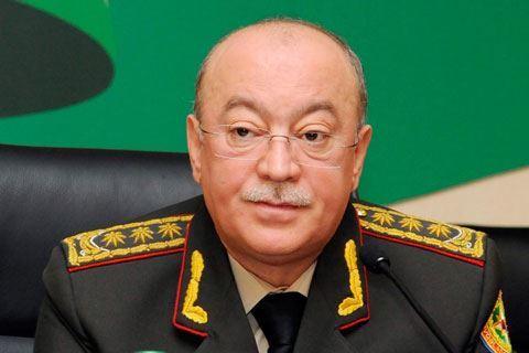Kəmaləddin Heydərov 51 yaşlı generalı işdən çıxardı - FOTO