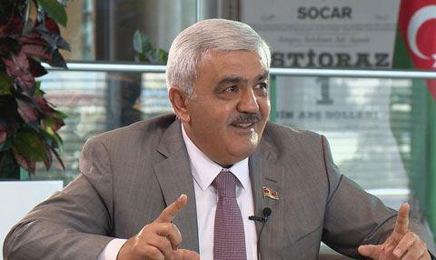 """Rövnəq Abdullayev: """"Son 10 ildə SOCAR-ın dövriyyəsi 26 dəfədən çox artıb"""""""