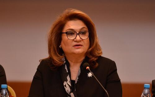 Hicran Hüseynova deputatları onlayn iclasa topladı