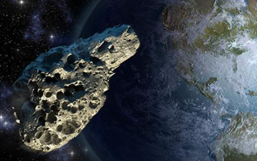 Bu gecə nəhəng asteroid Yerin yaxınlığından keçəcək