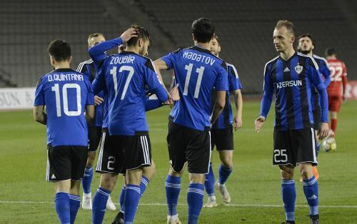 Qarabag FC to face team that disqualified Neftchi FC from European League