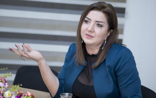 """Nazilə Səfərli: """"Bacı qardaşın vidasına gedə bilmədiyi dövrə gəldik"""""""