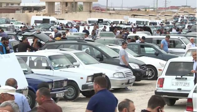 Maşın bazarında bugünkü (18.08.2019) QİYMƏTLƏR - VİDEO REPORTAJ