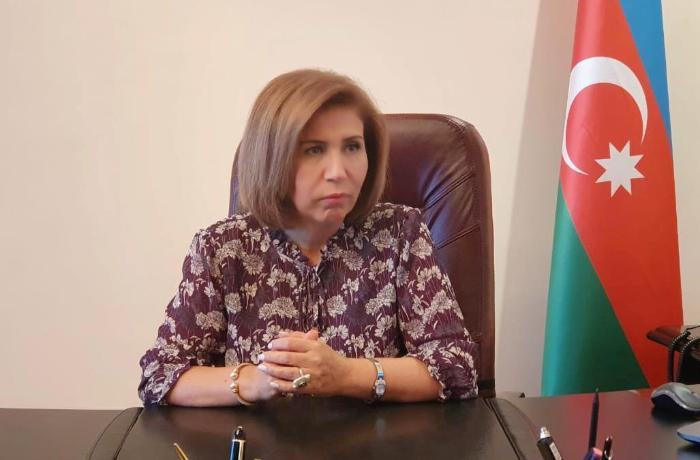 Bahar Muradova appointed Chairperson of State Committee