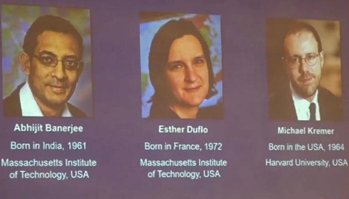 Daha 3 şəxsə Nobel mükafatı verildi