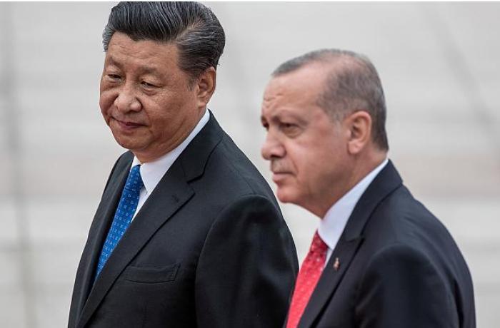 Çin Türkiyəyə çağırış etdi: Əməliyyatı dayandırın!