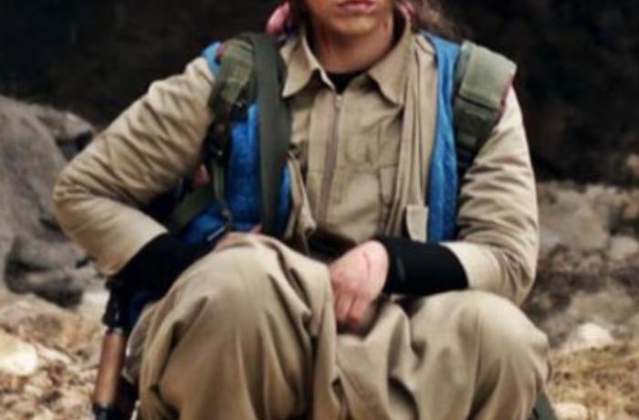 Türkiyəyə qarşı döyüşən 19 yaşlı erməni qızın - Anuş Sarkisin FOTOSU
