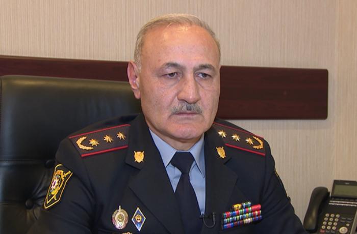 Bakı polisi mitinq iştirakçılarına xəbərdarlıq etdi - VİDEO