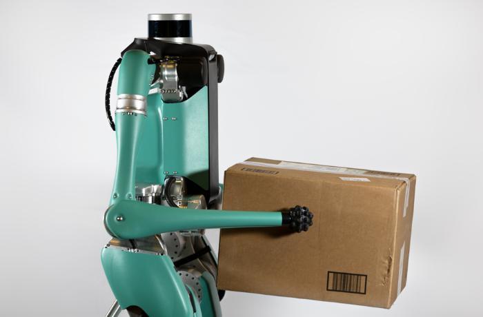 """Robot-kuryer """"Agility Robotics"""" şirkətində işləməyə başlayıb - VİDEO"""