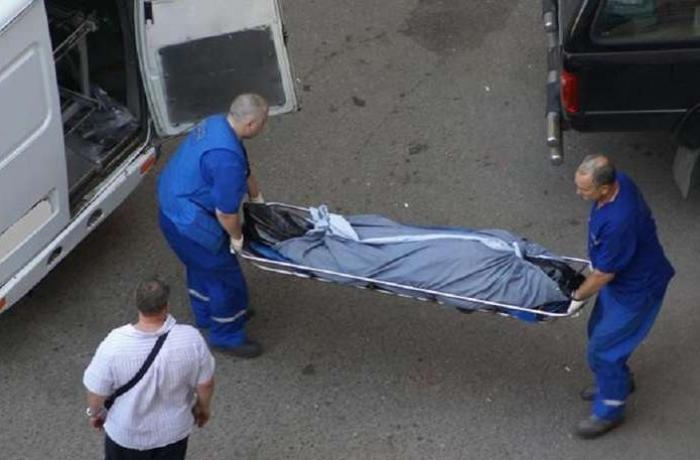 Sumqayıt sakini öz avtomobilində ölü vəziyyətdə tapılıb