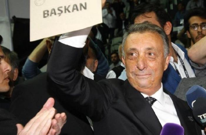 """""""Beşiktaş""""ın yeni prezidenti seçildi"""