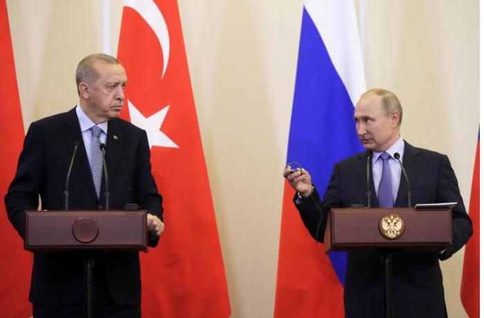 Putin and Erdoğan to discuss Idlib