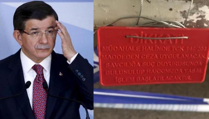 Davudoğlunun yeni partiyasının binasına möhür vuruldu - SƏBƏB