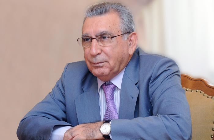 Ramiz Mehdiyev awarded Heydar Aliyev Order