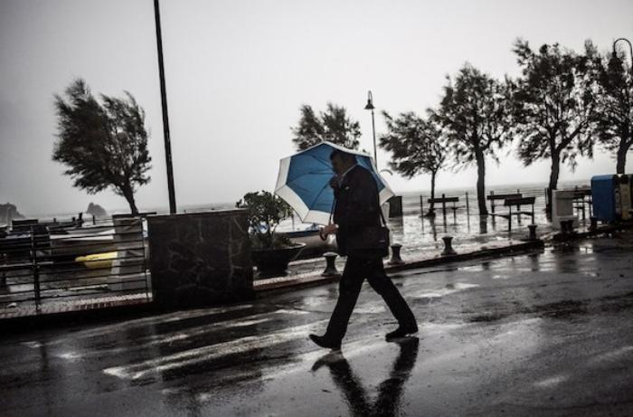 İtaliyada yağış 2 nəfərin ölümünə səbəb oldu