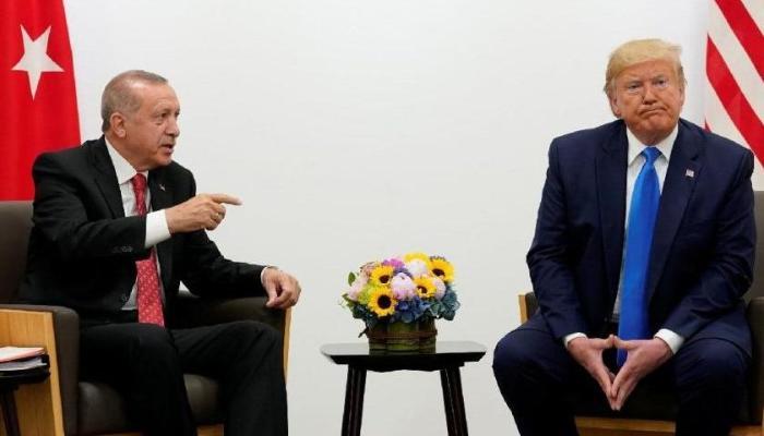 """Trampdan Ərdoğana: """"Heç kimin edə bilmədiyini biz etdik"""""""