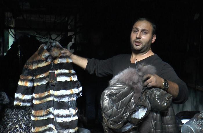 """""""Binə""""də malları yanan sahibkar: """"Mənə bir milyon manat ziyan dəyib"""" - VİDEO"""