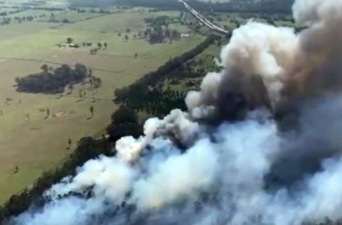Avstraliyada yanğınlar böyüməkdə davam edir – Əhali bölgədən çıxardılır