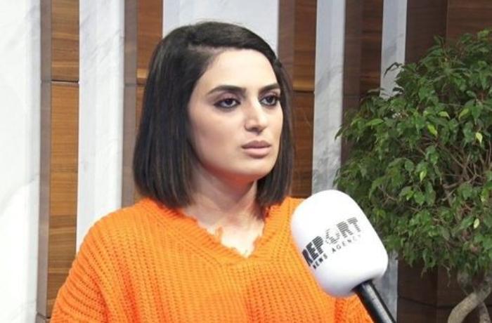 Şəhid qızı Mehriban Əliyevaya təşəkkür etdi - VİDEO