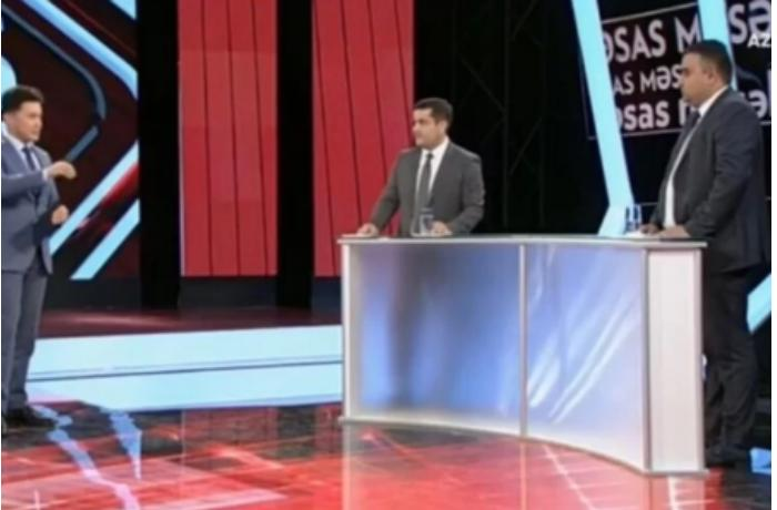 AzTV-də dövlət qurumları tənqid olundu - VİDEO