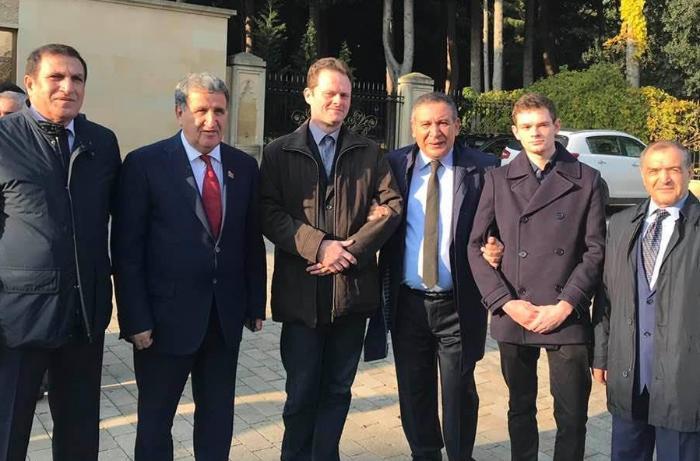Cəlil Məmmədquluzadənin nəticəsi ilk dəfə Azərbaycana gəlib