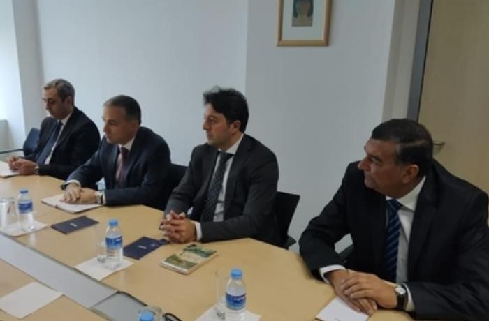 Dağlıq Qarabağın azərbaycanlı icmasının sədri Türkiyəyə səfərə gedib - FOTOLAR