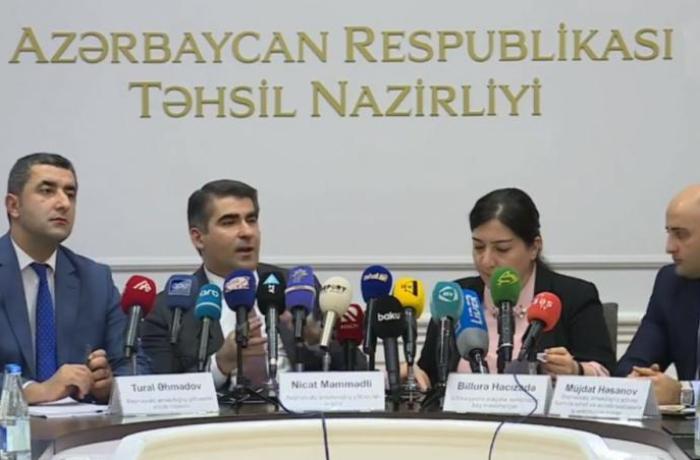 """Nazirlik: """"İl ərzində 100 gəncin xaricdə doktorantura təhsili dövlət tərəfindən maliyyələşdiriləcək"""""""