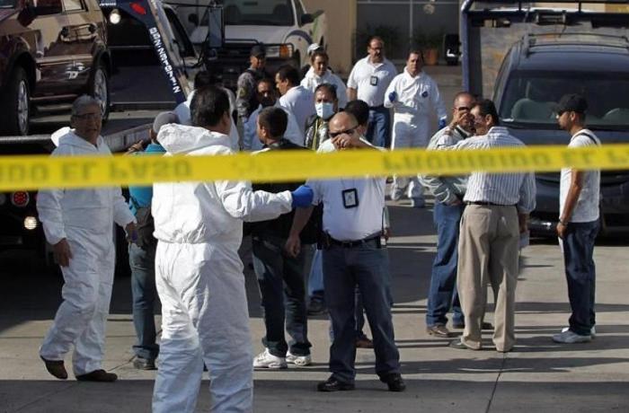 Meksikada müəmmalı cinayət - Tarladan 25 cəsəd tapıldı