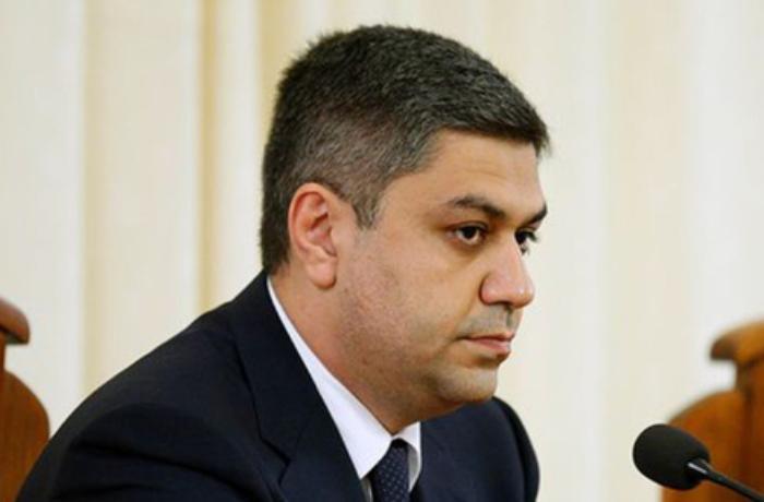 Ermənistan Futbol Federasiyasının sədri istefa verib