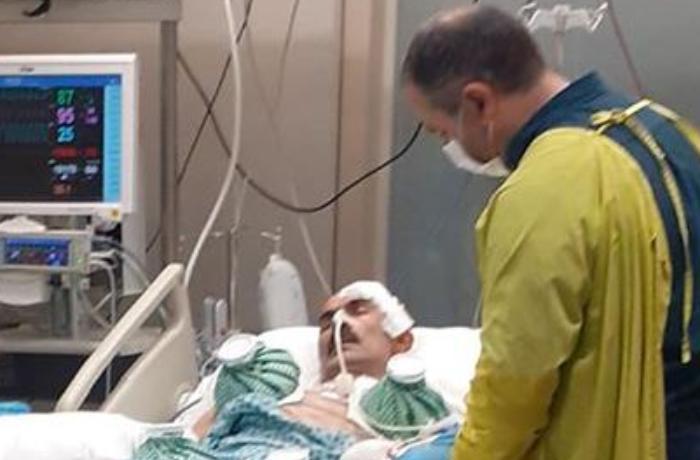 Oqtay Gülalıyevin oğlu atasının vəziyyətindən danışdı