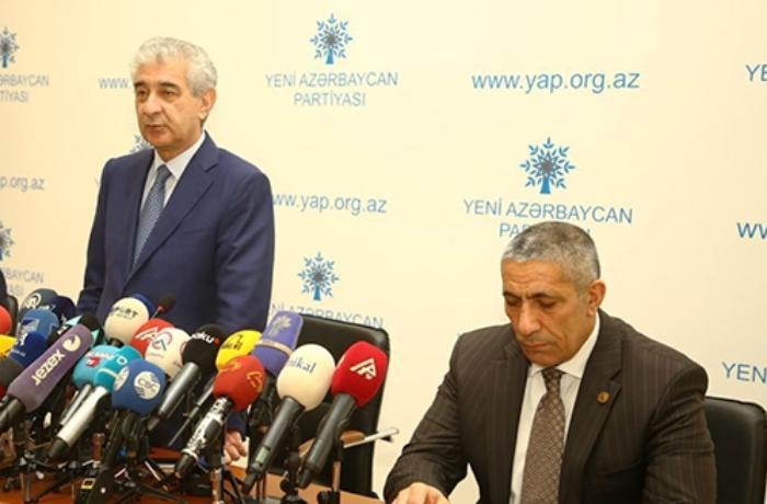 «Ени Азербайджан» проводит пресс-конференцию - ВИДЕО