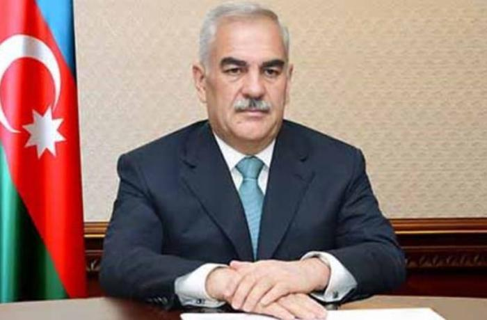 Vasif Talıbovdan yeni təyinat