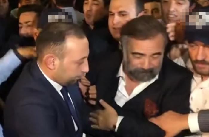 """Çakır"" Bakıda izdihama səbəb oldu - VİDEO"