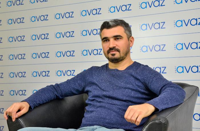 """""""Ata ocağı""""nın ssenaristi: """"Aktyor bir serialdan sonra istirahət etməlidir"""" - VİDEO/FOTO"""