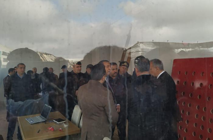 """""""EuroHome""""un sahibi də bazara gəldi, İcra başçısı ilə görüşür - FOTO"""