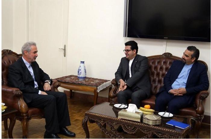 Abbas Musəvi: Şərqi Azərbaycan İranın xarici əlaqələrinin inkişafında böyük rol oynayır