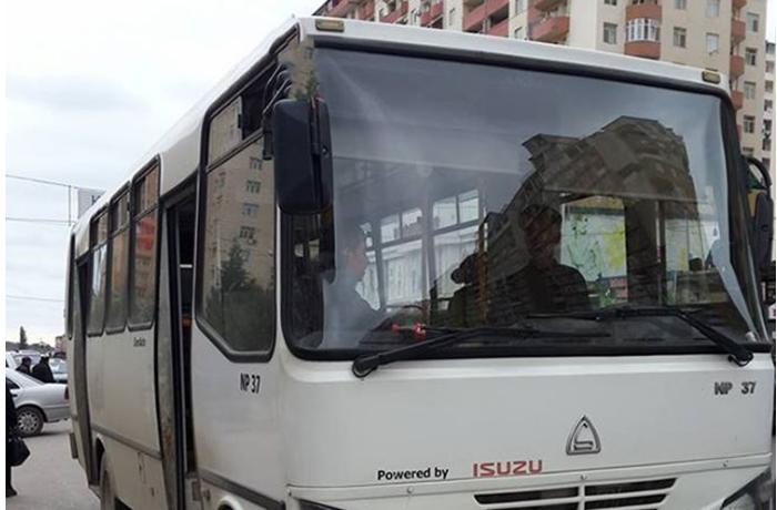 Bakıda marşrut avtobusu qəzaya uğrayıb - Səhiyyə Nazirliyindən AÇIQLAMA