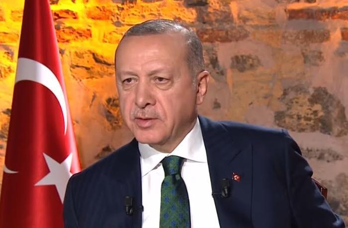 """Ərdoğan """"erməni soyqırımı""""nı tanıyan ABŞ-a qarşı sərt addım atdı"""