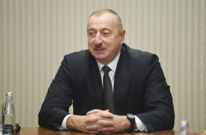 """Prezident """"ASAN Həyat"""" kompleksinin açılışında"""