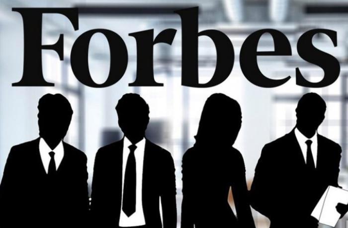 """Azərbaycanlı yazıçı """"Forbes""""in reytinqinə düşdü"""