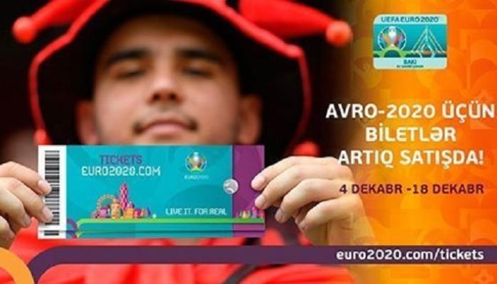AVRO-2020-nin Bakıdakı oyunlarına biletlər satışa çıxarıldı