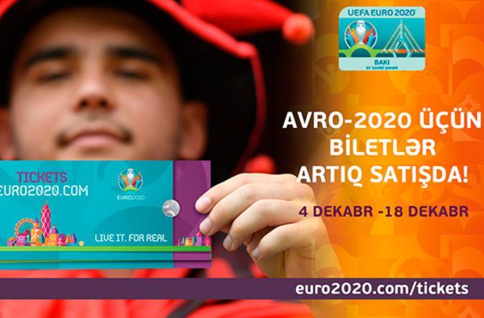"""""""Avro-2020""""nin biletləri satışa çıxarıldı - Qiymətlər"""