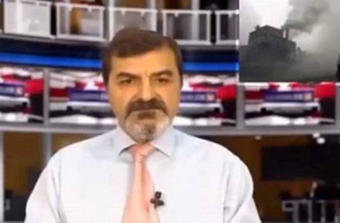 Ermənistan televiziyasında skandal