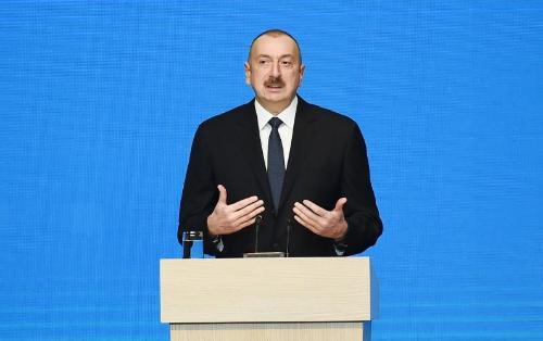 """Azərbaycan Prezidenti: """"İslahatlara alternativ yoxdur"""""""