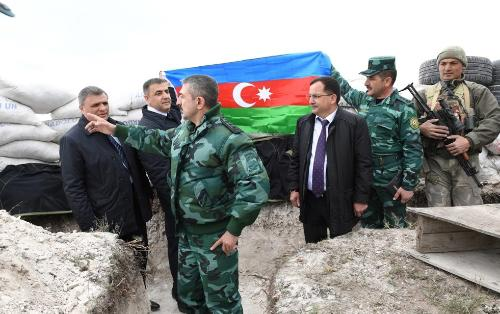 Azerbaijani SBS: Enemy provocations in Gazakh and Aghstafa prevented