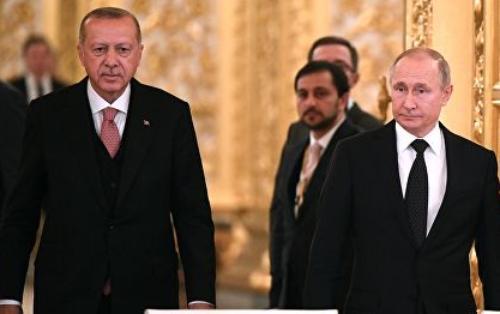 33 Türkiyə əsgərinin şəhid olmasından sonra Ərdoğan və Putin ilk dəfə DANIŞDI