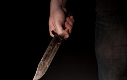 В Габале муж отрезал голову жене