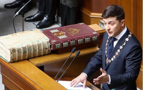 Zelenski Ukraynada ikinci dalğanın başladığını açıqladı