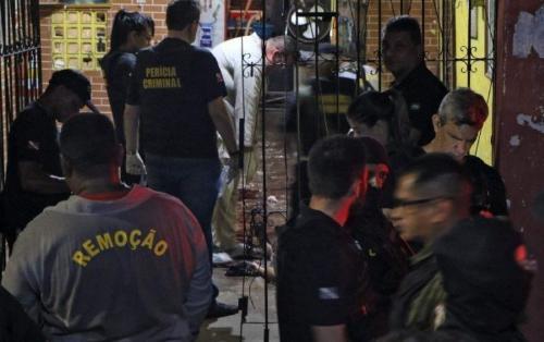 Brezilya'da korkunç saldırı: 11 ölü